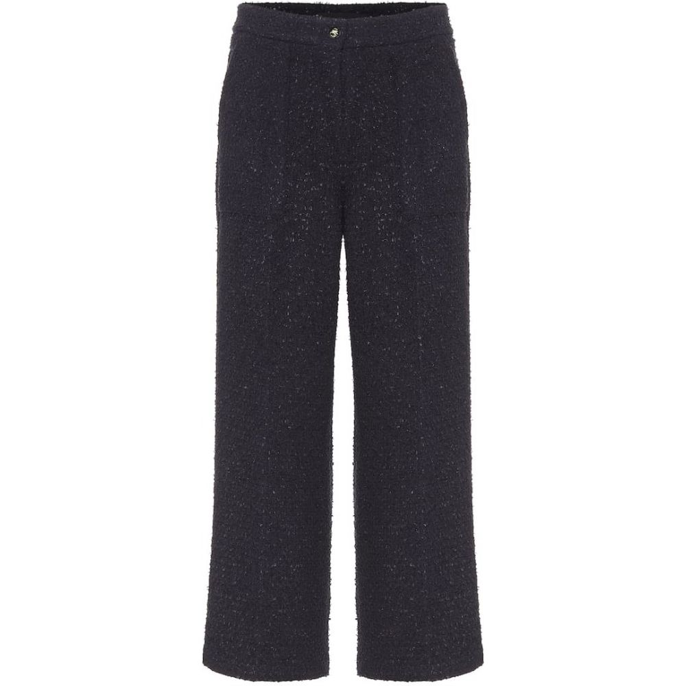 最上の品質な エトロ ETRO レディース クロップド ボトムス ETRO クロップド・パンツ エトロ【Cropped cotton-blend tweed pants】, 石田精華園:eb91dc6b --- hafnerhickswedding.net
