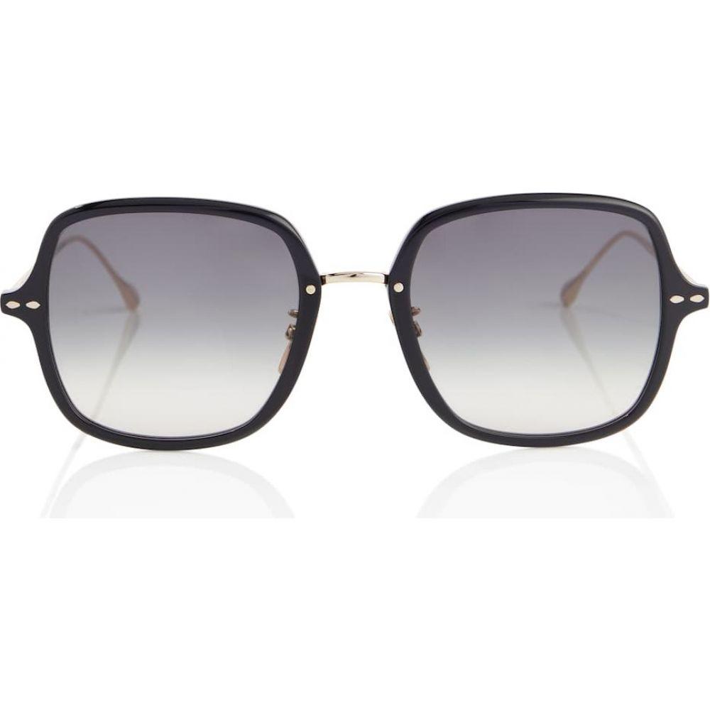 イザベル マラン Isabel Marant レディース メガネ・サングラス スクエアフレーム【Oversized square sunglasses】