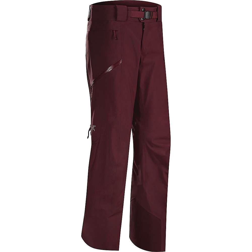 アークテリクス Arcteryx レディース スキー・スノーボード ボトムス・パンツ【Sentinel Pant】Crimson