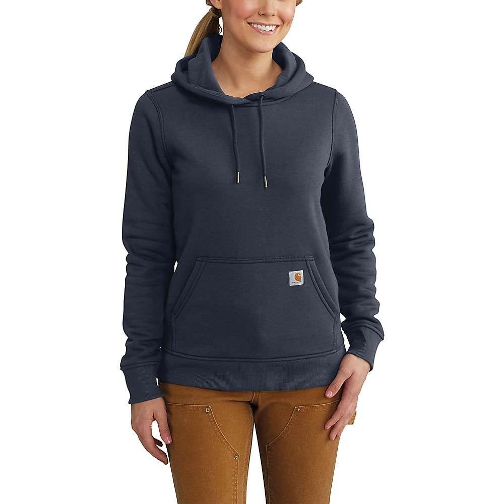 カーハート Carhartt レディース ハイキング・登山 トップス【Clarksburg Pullover Sweatshirt】Navy