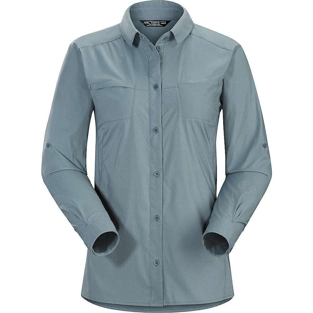アークテリクス Arcteryx レディース ハイキング・登山 トップス【Fernie LS Shirt】Masset