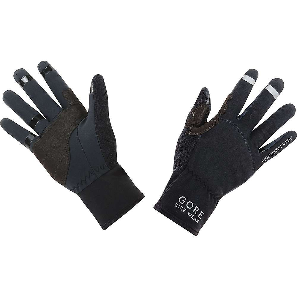 ゴアウェア Gore Wear メンズ 自転車 グローブ【Universal Gore Windstopper Glove】Black