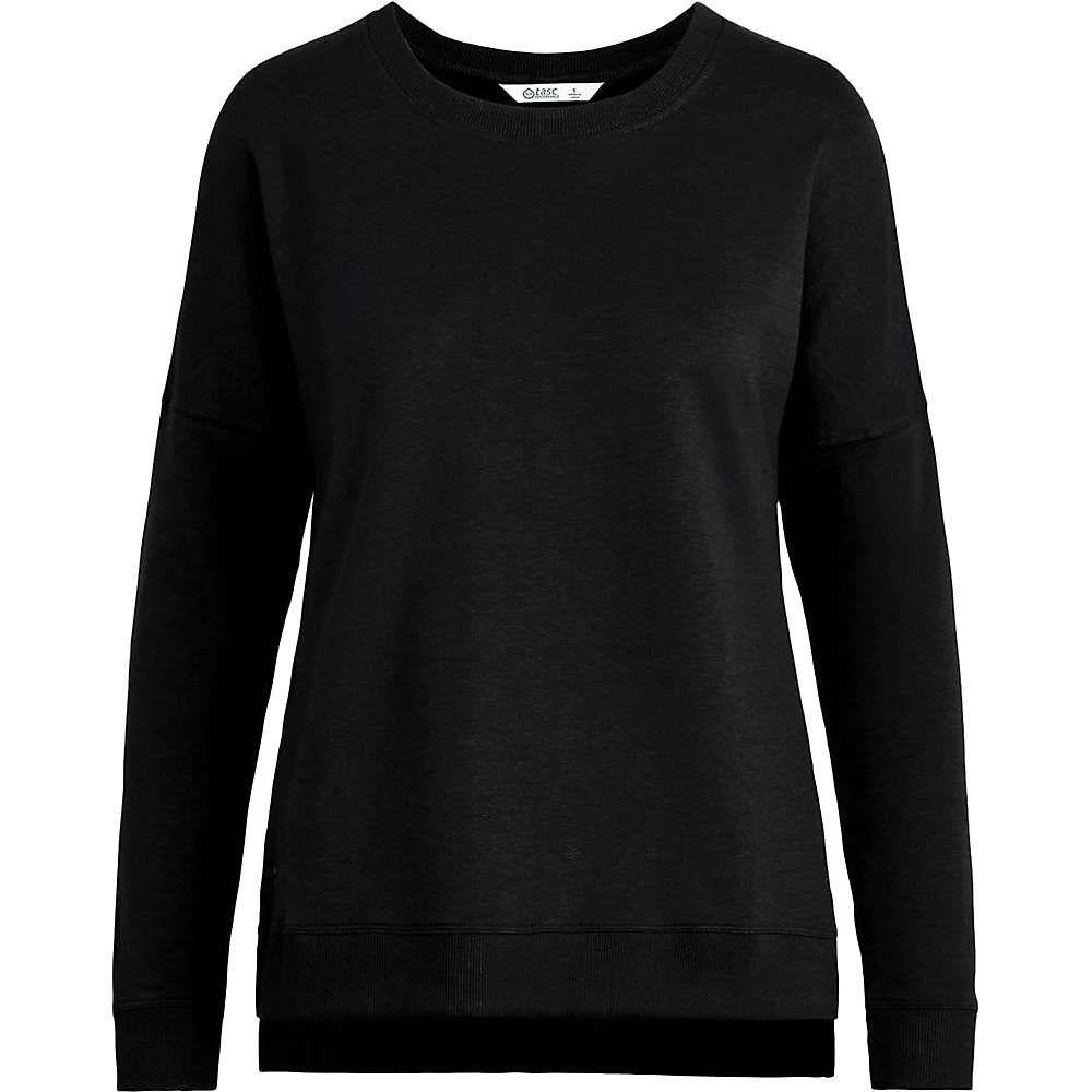 タスク Tasc Performance レディース ハイキング・登山 トップス【Tasc Riverwalk II Sweatshirt】Black