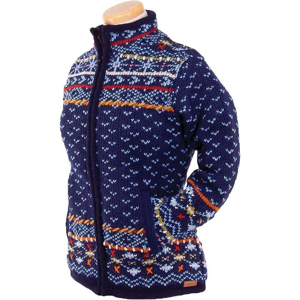 ランドロマット Laundromat レディース ハイキング・登山 トップス【Oslo Sweater】Navy Blue