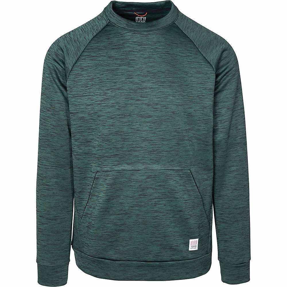 トポ デザイン Topo Designs メンズ ハイキング・登山 トップス【Mountain Sweatshirt】Forest