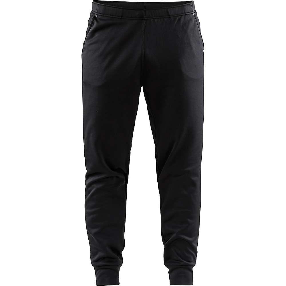 クラフト Craft Sportswear メンズ ハイキング・登山 ボトムス・パンツ【Craft Eaze Jersey Pant】Black