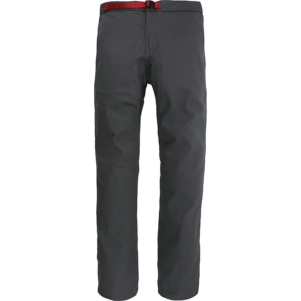 トポ デザイン Topo Designs メンズ ハイキング・登山 ボトムス・パンツ【Climb Pant】Charcoal