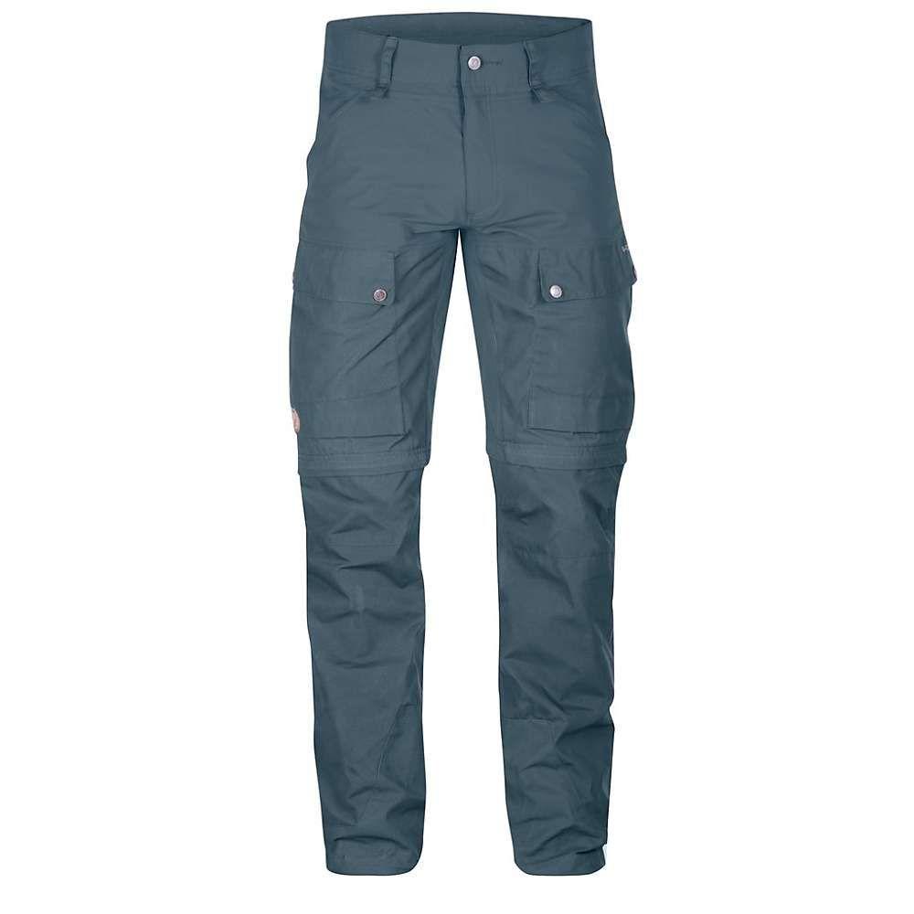 フェールラーベン Fjallraven メンズ ハイキング・登山 ボトムス・パンツ【Keb Gaiter Trouser】Dusk