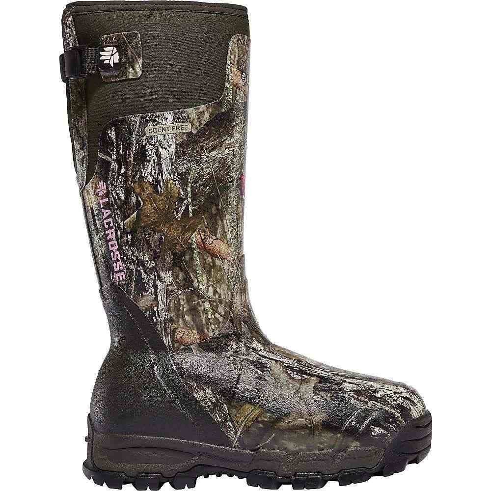 ラクロッセ Lacrosse レディース ハイキング・登山 シューズ・靴【Alphaburly Pro 15IN 1600G Boot】Mossy Oak Break-Up Country