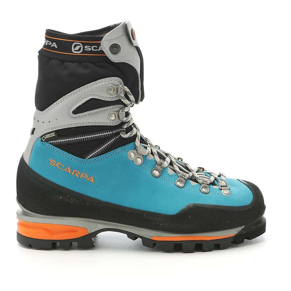 スカルパ Scarpa レディース ハイキング・登山 シューズ・靴【Mont Blanc Pro GTX Boot】Turquoise