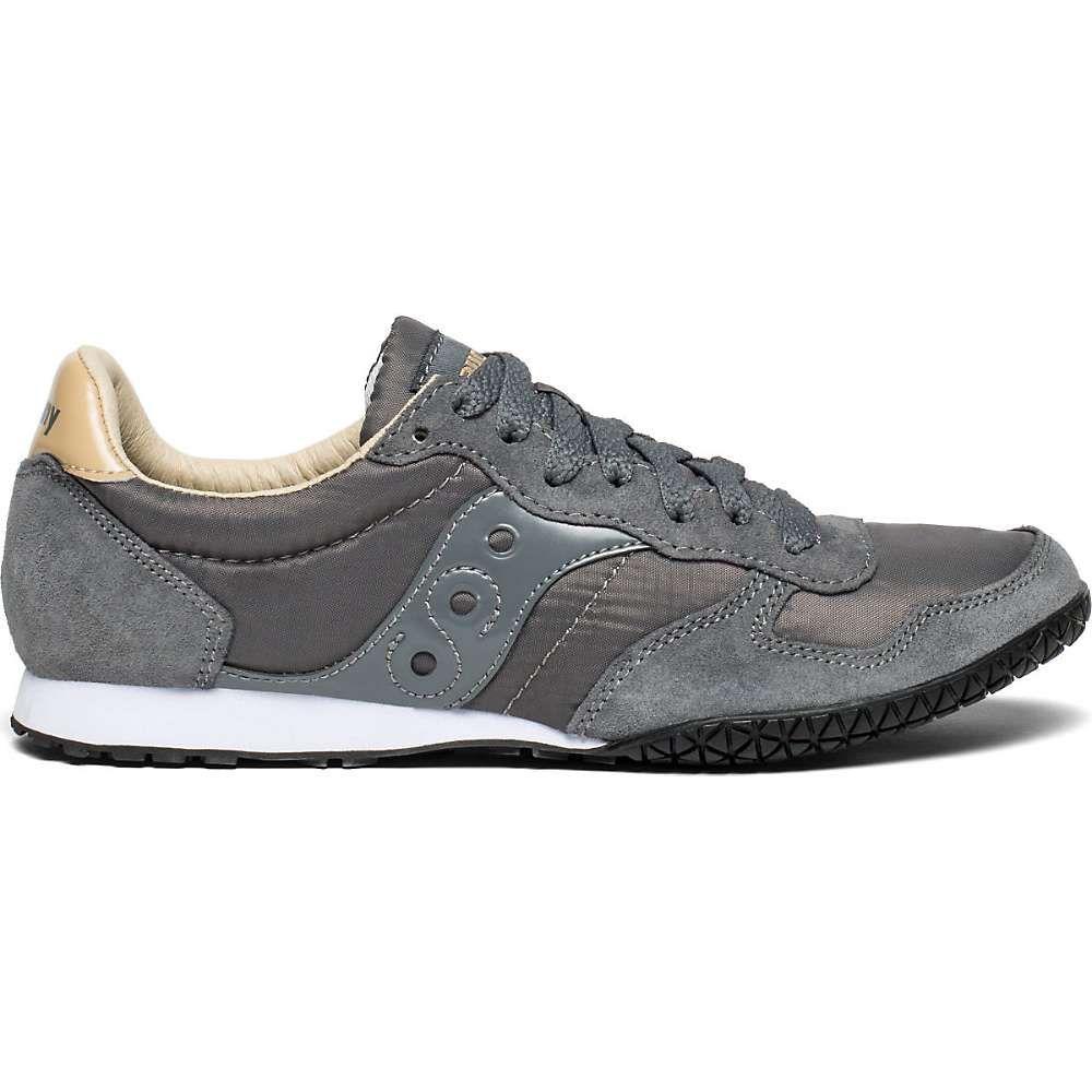 サッカニー Saucony レディース ランニング・ウォーキング シューズ・靴【Bullet Shoe】Grey / Tan