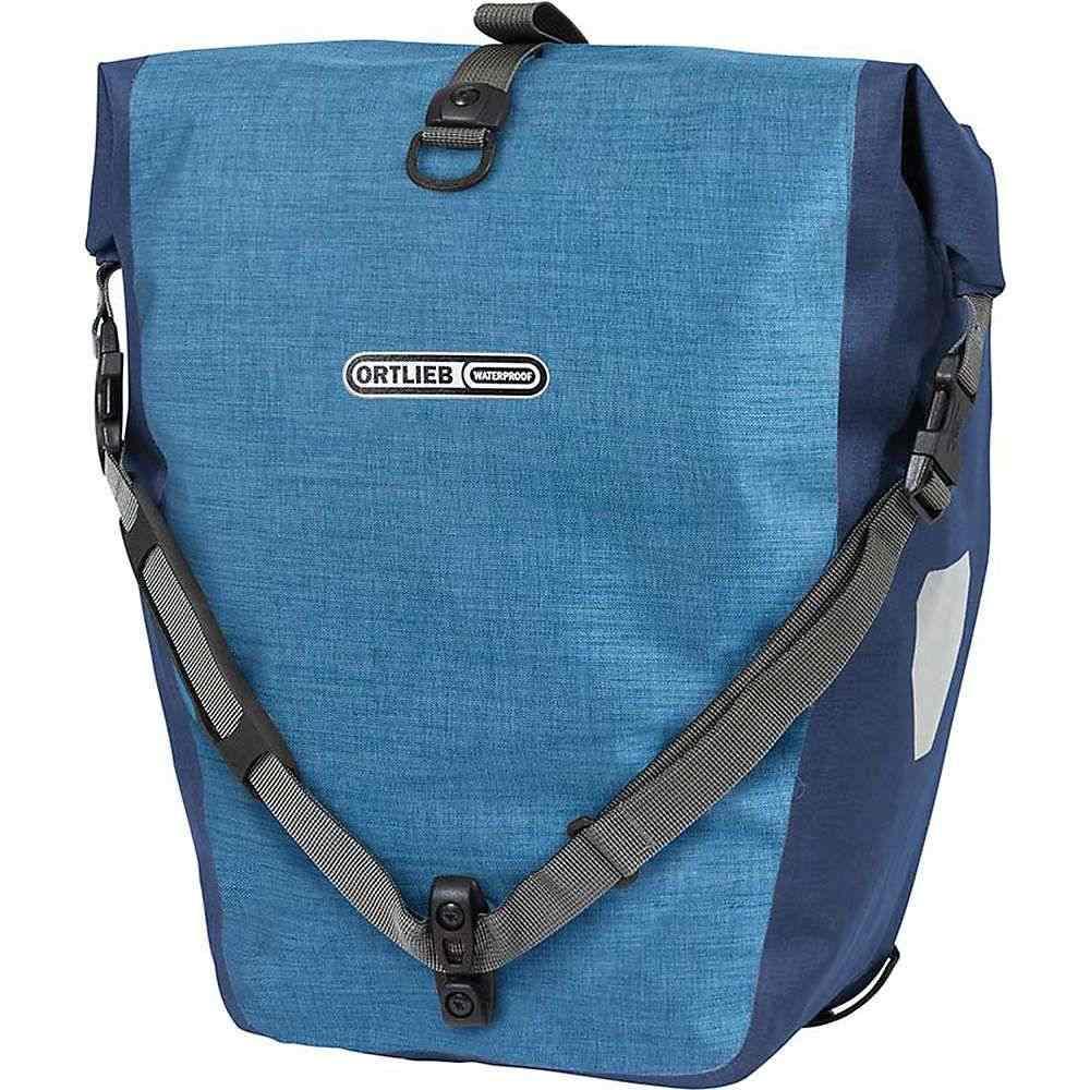 オートリービー Ortlieb ユニセックス 自転車【Back Roller Plus Pannier Pair】Denim / Steel Blue