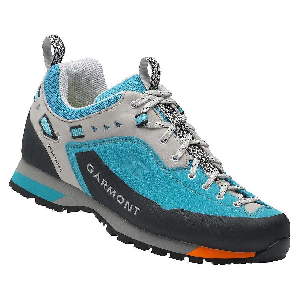 ガルモント Garmont レディース ハイキング・登山 シューズ・靴【Dragontail LT Shoe】Aqua Blue / Light Grey