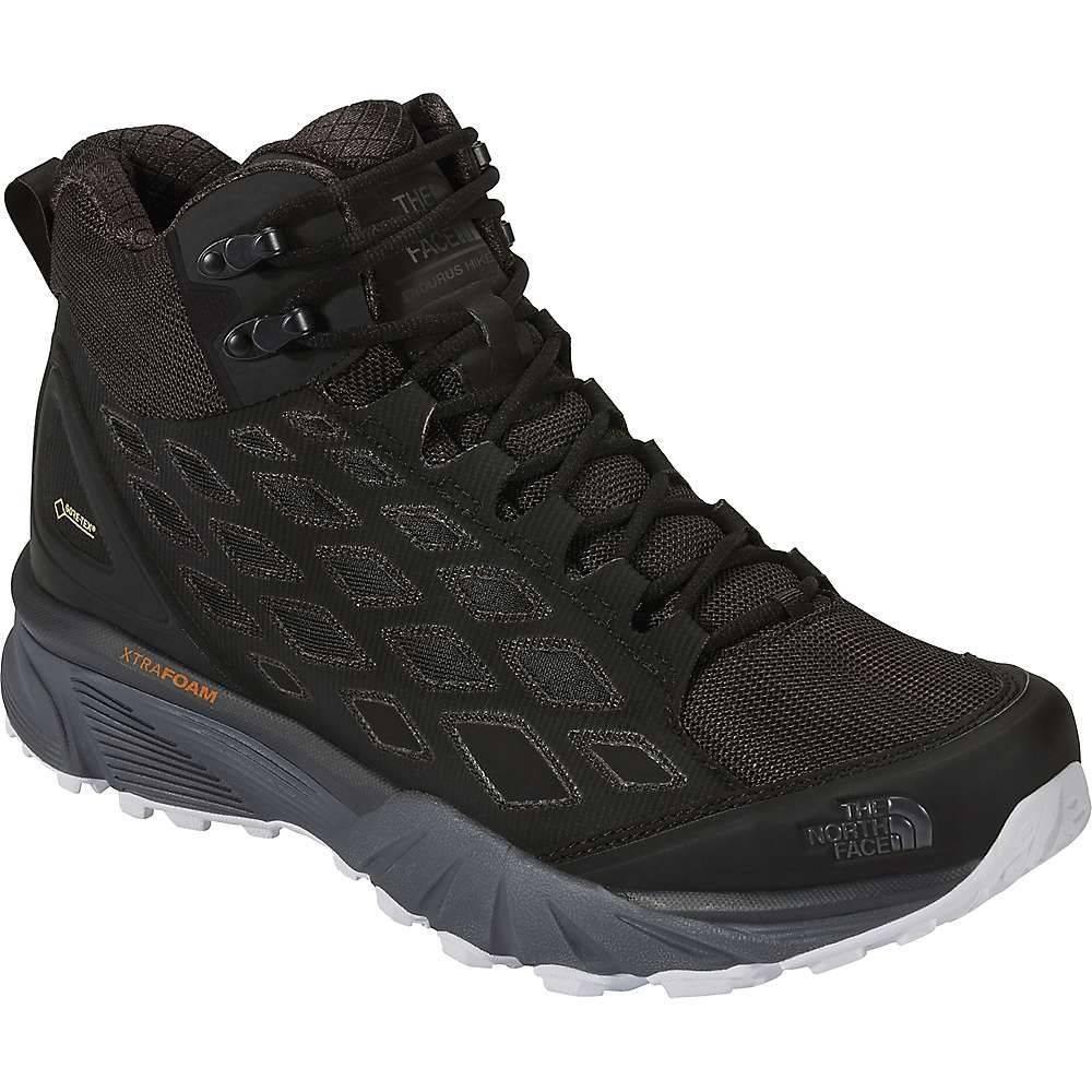 ザ ノースフェイス The North Face レディース ハイキング・登山 シューズ・靴【Endurus Hike Mid GTX Shoe】TNF Black / Zinc Grey