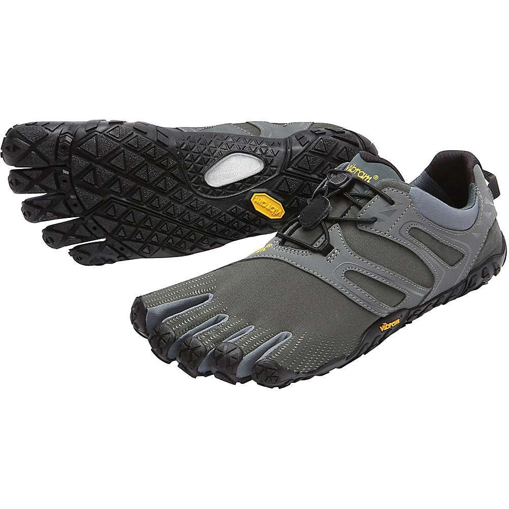 ビブラムファイブフィンガーズ Vibram Five Fingers メンズ ハイキング・登山 シューズ・靴【V-Trail Shoe】Dark Grey / Sage