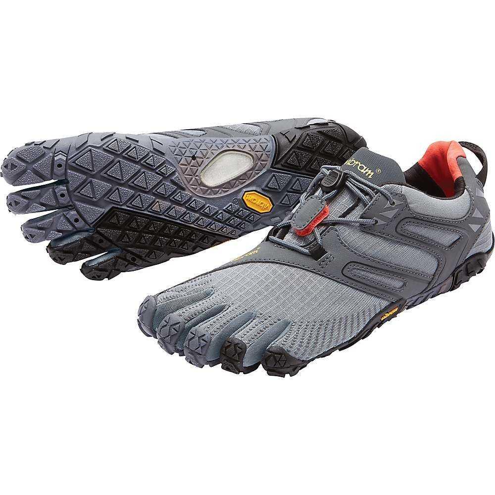 ビブラムファイブフィンガーズ Vibram Five Fingers レディース ハイキング・登山 シューズ・靴【V-Trail Shoe】Grey / Black / Orange