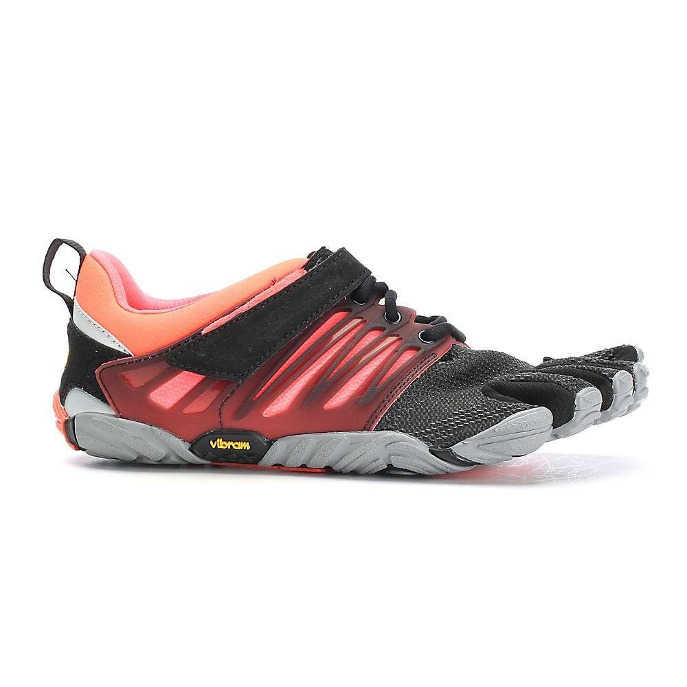 ビブラムファイブフィンガーズ Vibram Five Fingers レディース ハイキング・登山 シューズ・靴【V-Train Shoe】Black / Coral / Grey