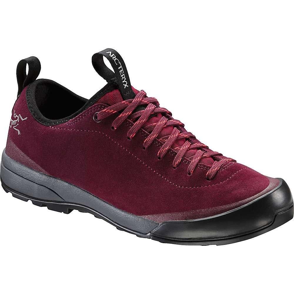 アークテリクス Arcteryx レディース ハイキング・登山 シューズ・靴【Acrux SL Leather GTX Shoe】Merbau / Aurora