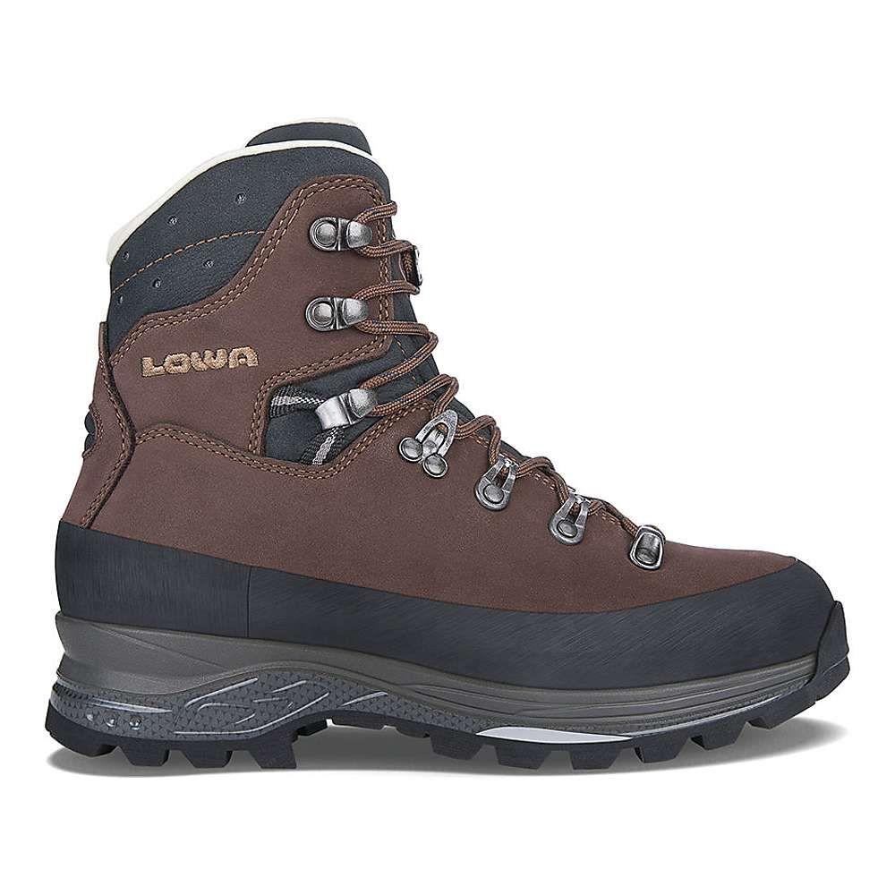 ローバー Lowa Boots レディース ハイキング・登山 シューズ・靴【Lowa Baffin Pro LL II Boot】Chestnut / Navy