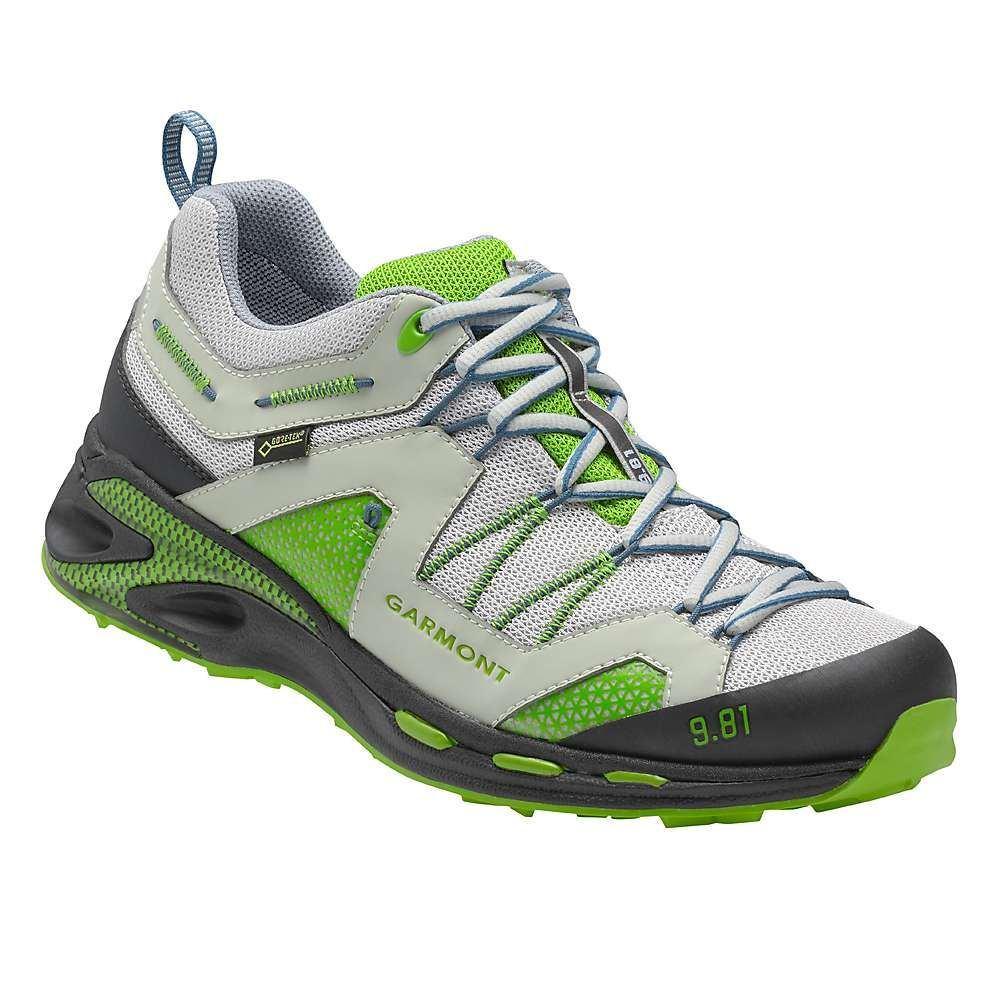 ガルモント Garmont レディース ハイキング・登山 シューズ・靴【9.81 Trail Pro III GTX Shoe】Light Grey / Green