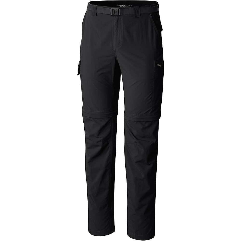 コロンビア Columbia メンズ ハイキング・登山 ボトムス・パンツ【Silver Ridge Convertible Pant】Black