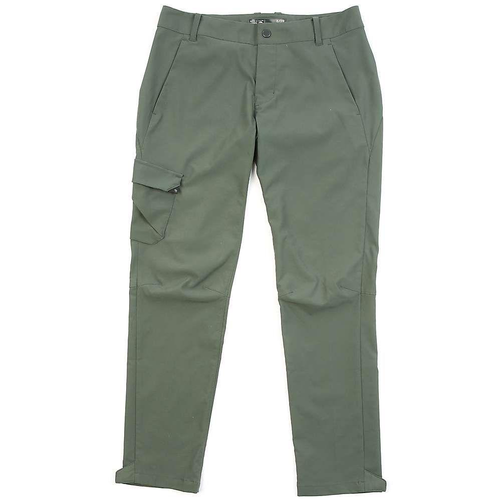 マウンテンハードウェア Mountain Hardwear レディース ハイキング・登山 ボトムス・パンツ【Canyon Pro Pant】Surplus Green