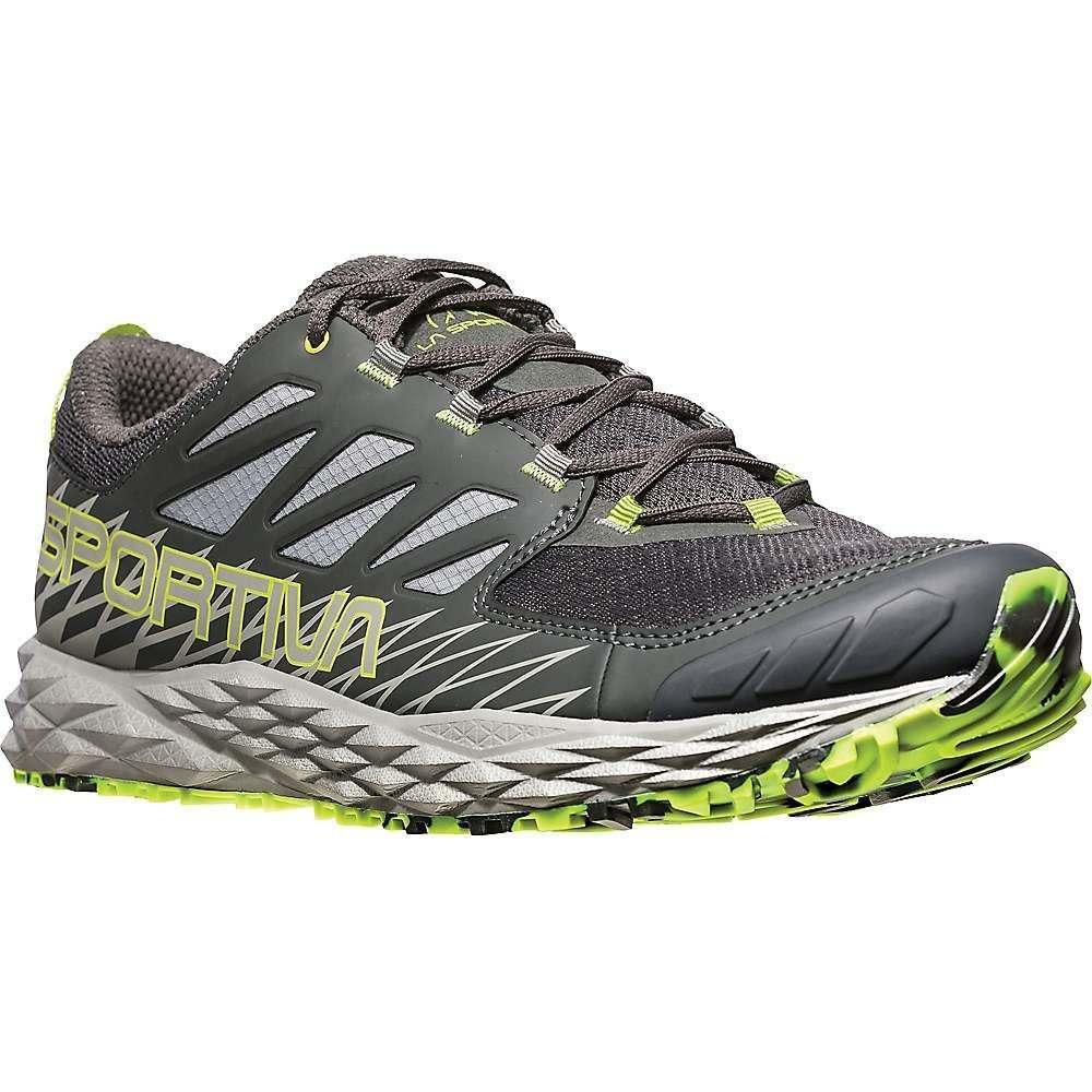 ラスポルティバ La Sportiva メンズ ランニング・ウォーキング シューズ・靴【Lycan Shoe】Carbon / Apple Green