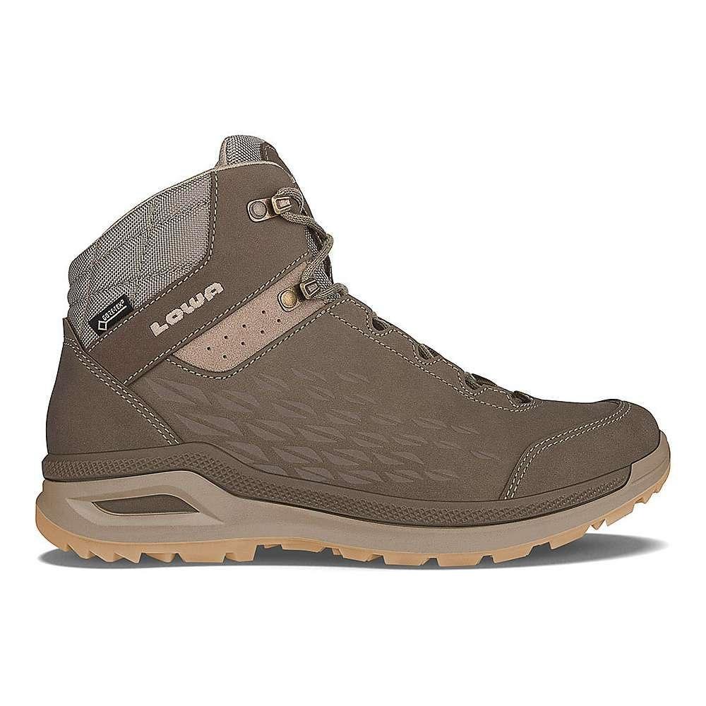 ローバー Lowa Boots レディース ハイキング・登山 シューズ・靴【Lowa Locarno GTX QC Boot】Taupe / Stone
