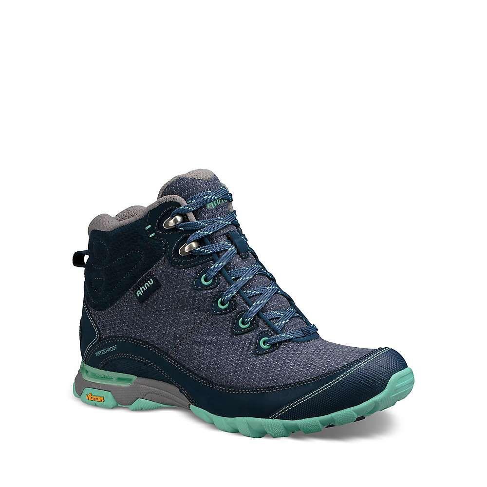 テバ Teva レディース ハイキング・登山 シューズ・靴【Ahnu by Sugarpine II Waterproof Boot】Insignia Blue