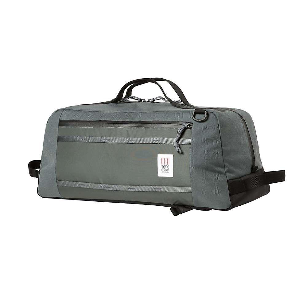 トポ デザイン Topo Designs ユニセックス バッグ ボストンバッグ・ダッフルバッグ【Mountain Duffel Bag】Charcoal