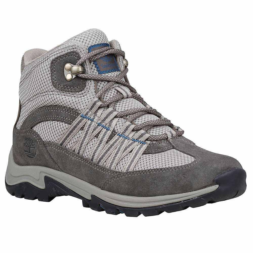 ティンバーランド Timberland レディース ハイキング・登山 シューズ・靴【Mt. Maddsen Lite Mid Boot】Pewter