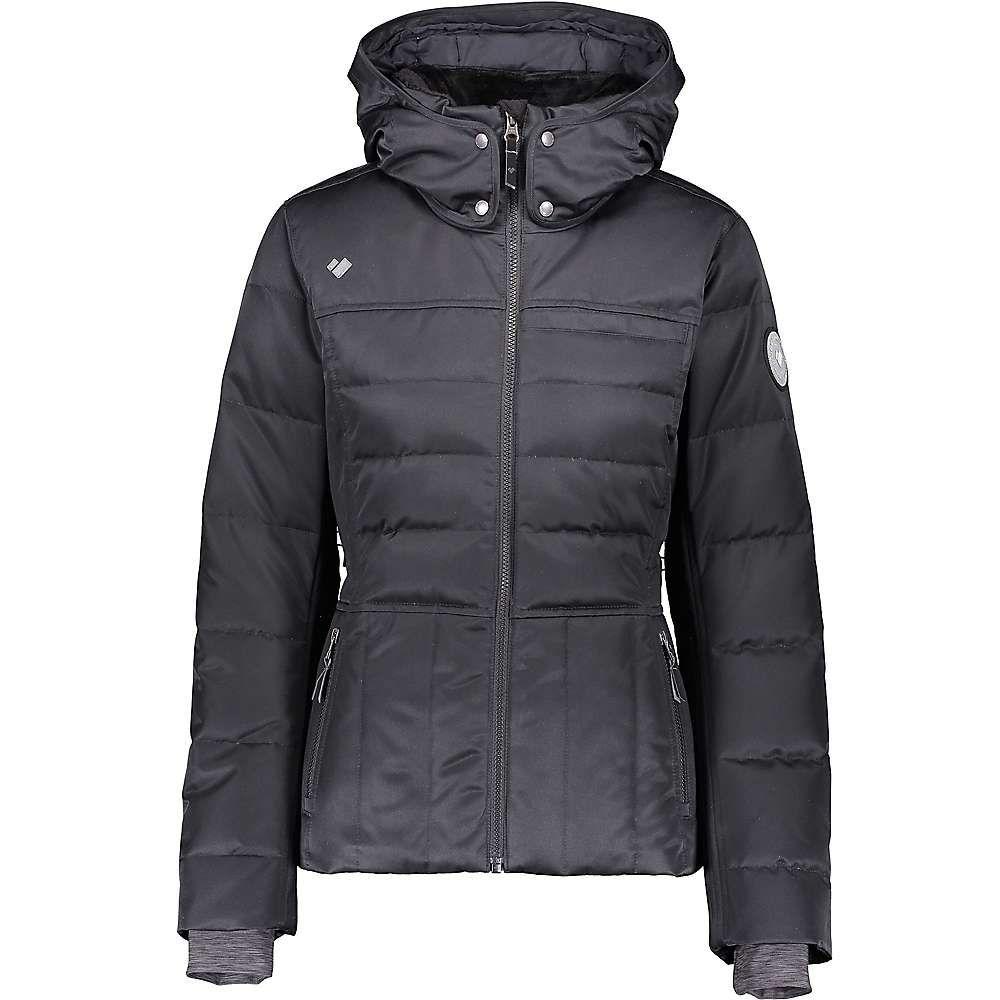 オバマイヤー Obermeyer レディース スキー・スノーボード アウター【Joule Down Jacket】Black