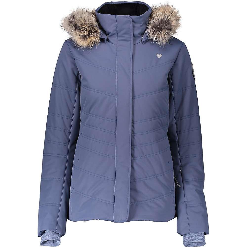 オバマイヤー Obermeyer レディース スキー・スノーボード アウター【Tuscany II Jacket】Into The Blue