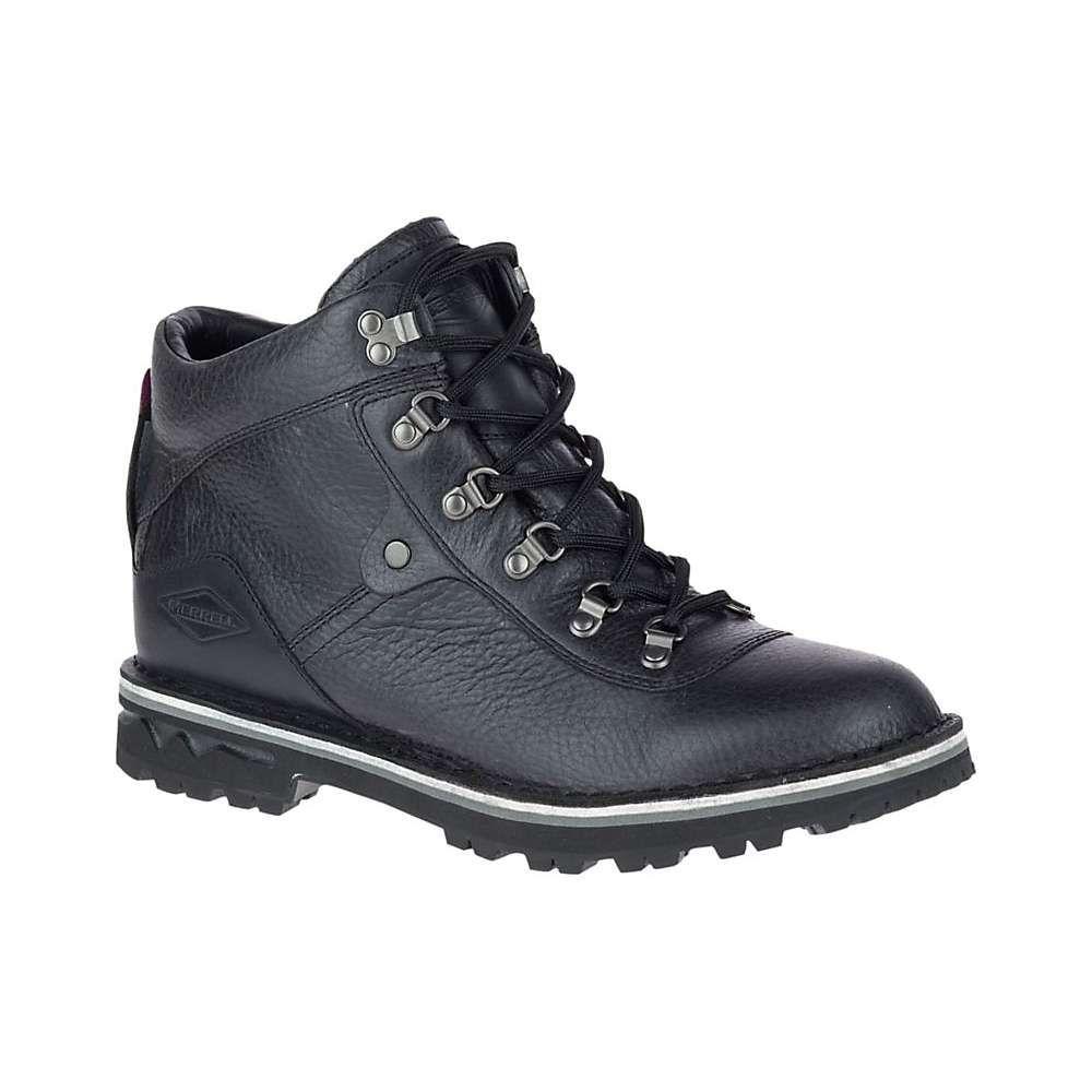メレル Merrell レディース ハイキング・登山 シューズ・靴【Sugarbush Valley Waterproof Boot】Black