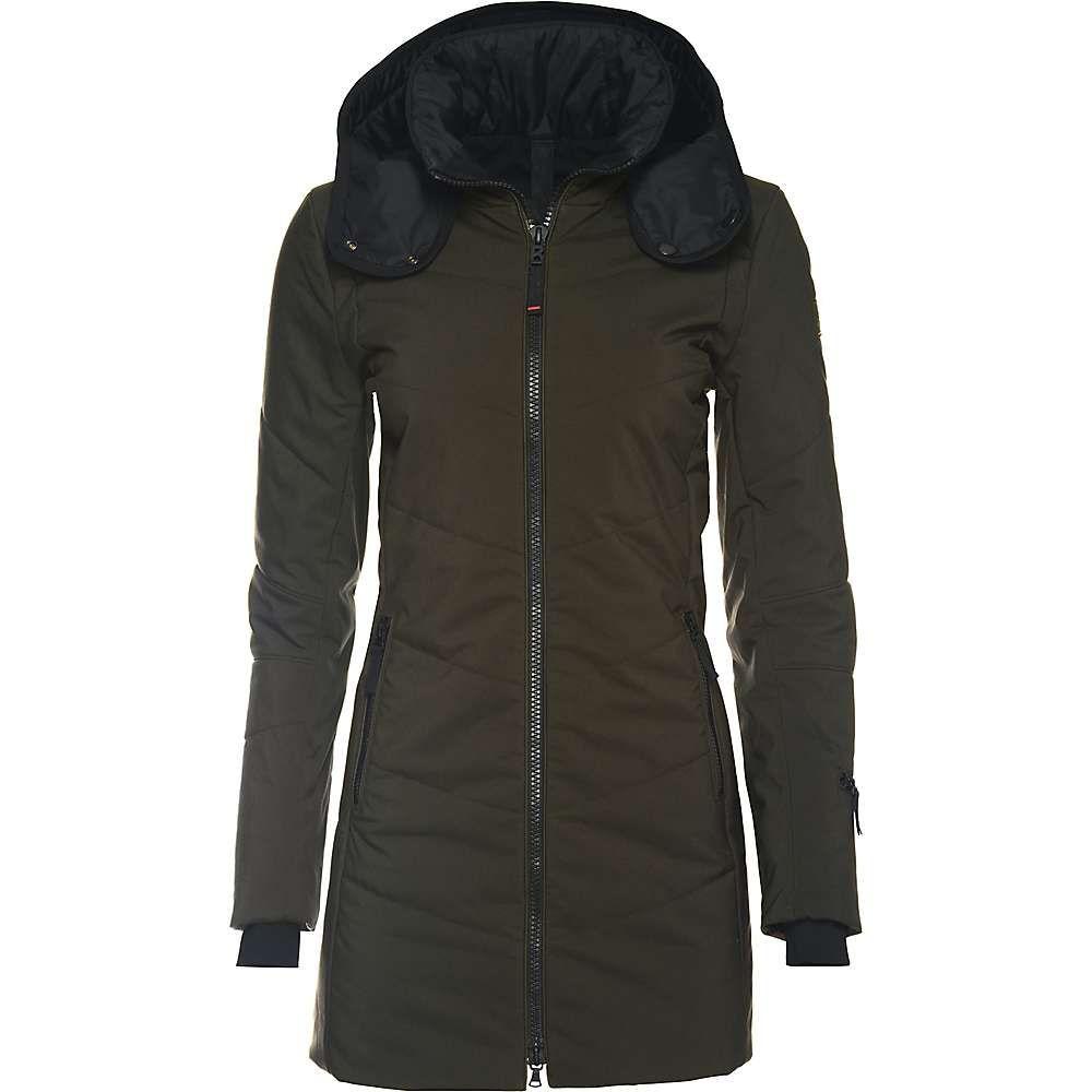 ボグナー Bogner レディース スキー・スノーボード アウター【Fire + Ice Irma Jacket】Dark Olive