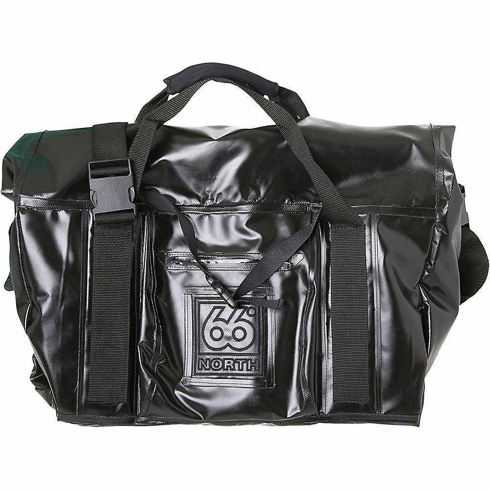 66ノース 66North ユニセックス バッグ ボストンバッグ・ダッフルバッグ【Fisherman's Duffel Bag】Black