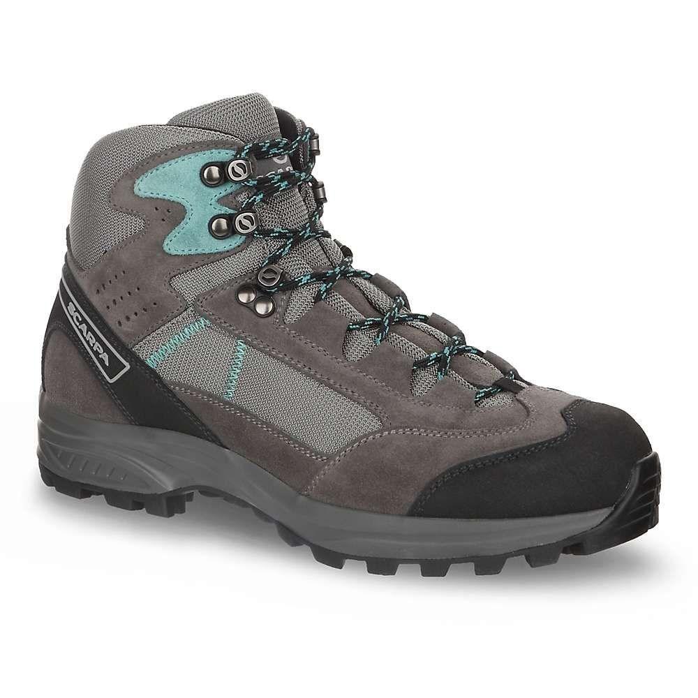 スカルパ Scarpa レディース ハイキング・登山 シューズ・靴【Kailash Lite Boot】Smoke/Lagoon