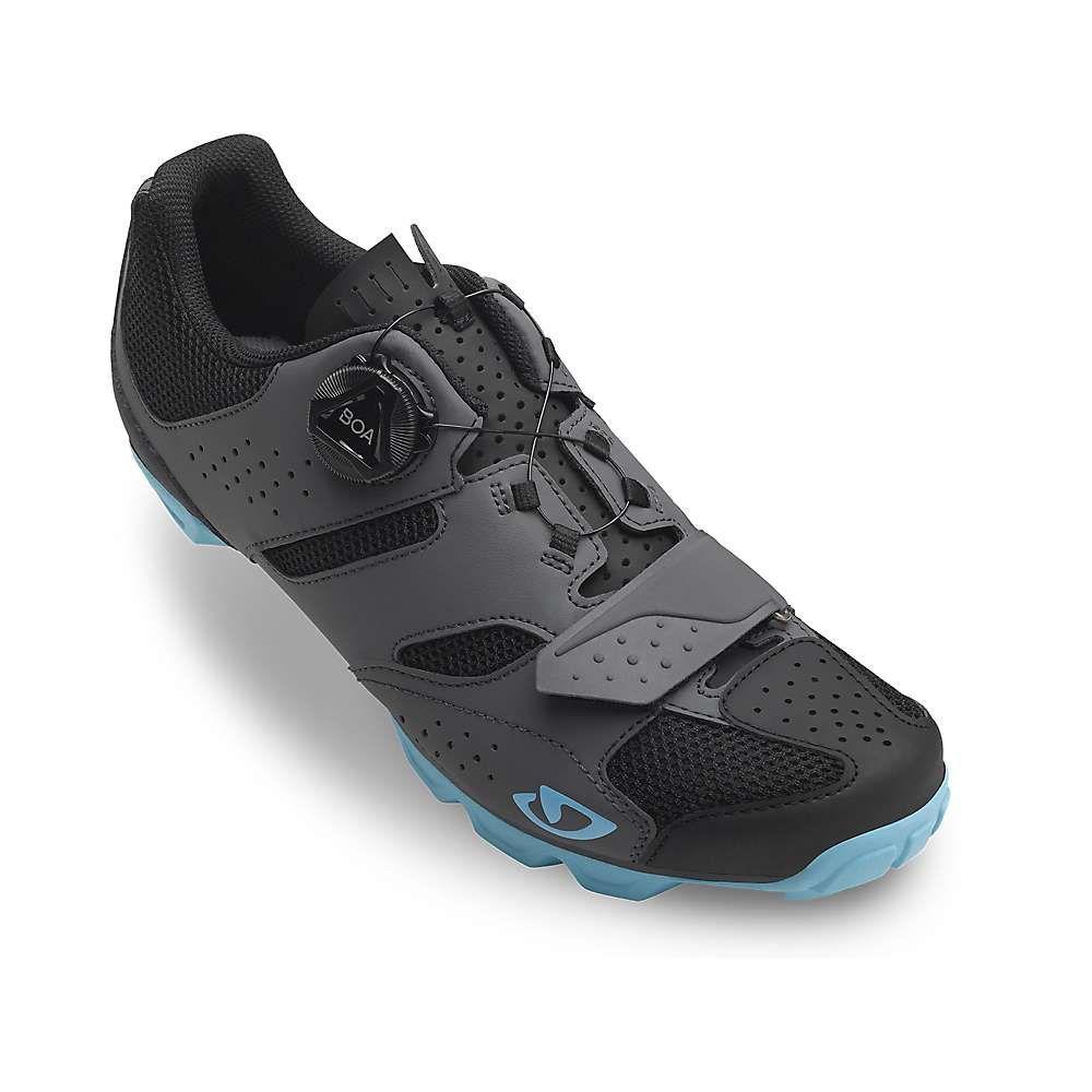 ジロ Giro レディース 自転車 シューズ・靴【Cylinder Cycling Shoe】Dark Shadow/Iceberg