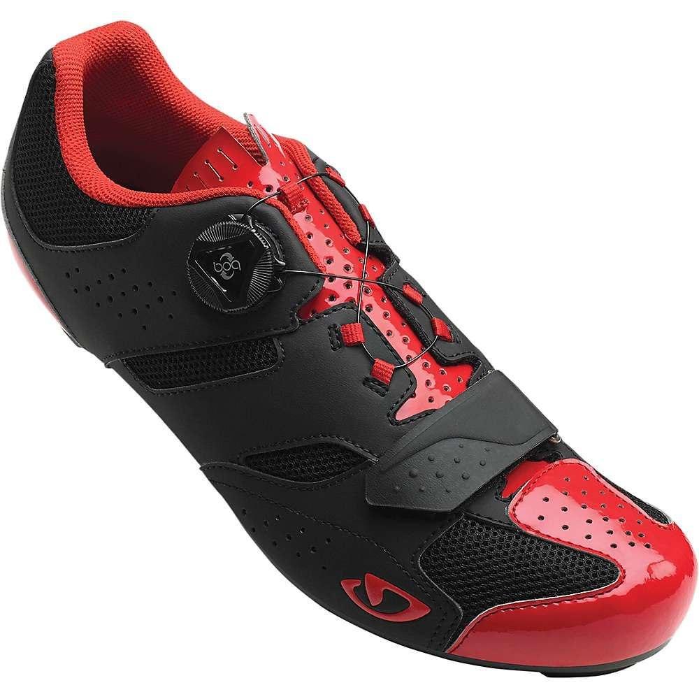 ジロ Giro メンズ 自転車 シューズ・靴【Savix Cycling Shoe】Bright Red/Black