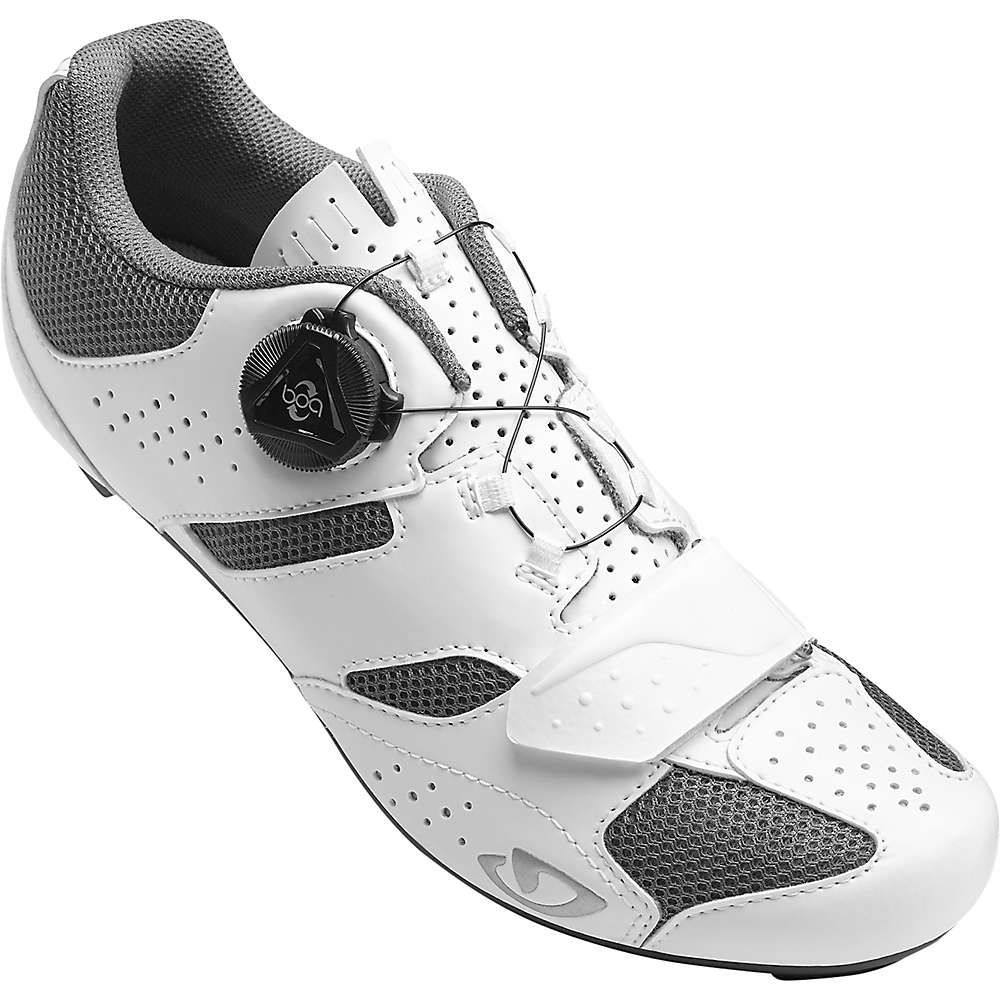 ジロ Giro レディース 自転車 シューズ・靴【Savix Cycling Shoe】White/Titanium
