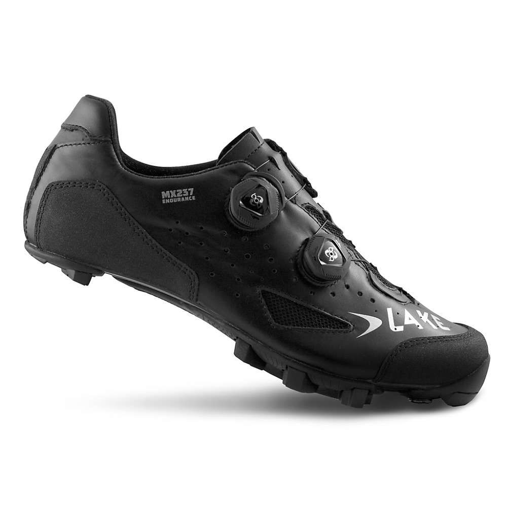 レイク Lake メンズ 自転車 シューズ・靴【MX 237 Enduro Cycling Shoe】Black/Black