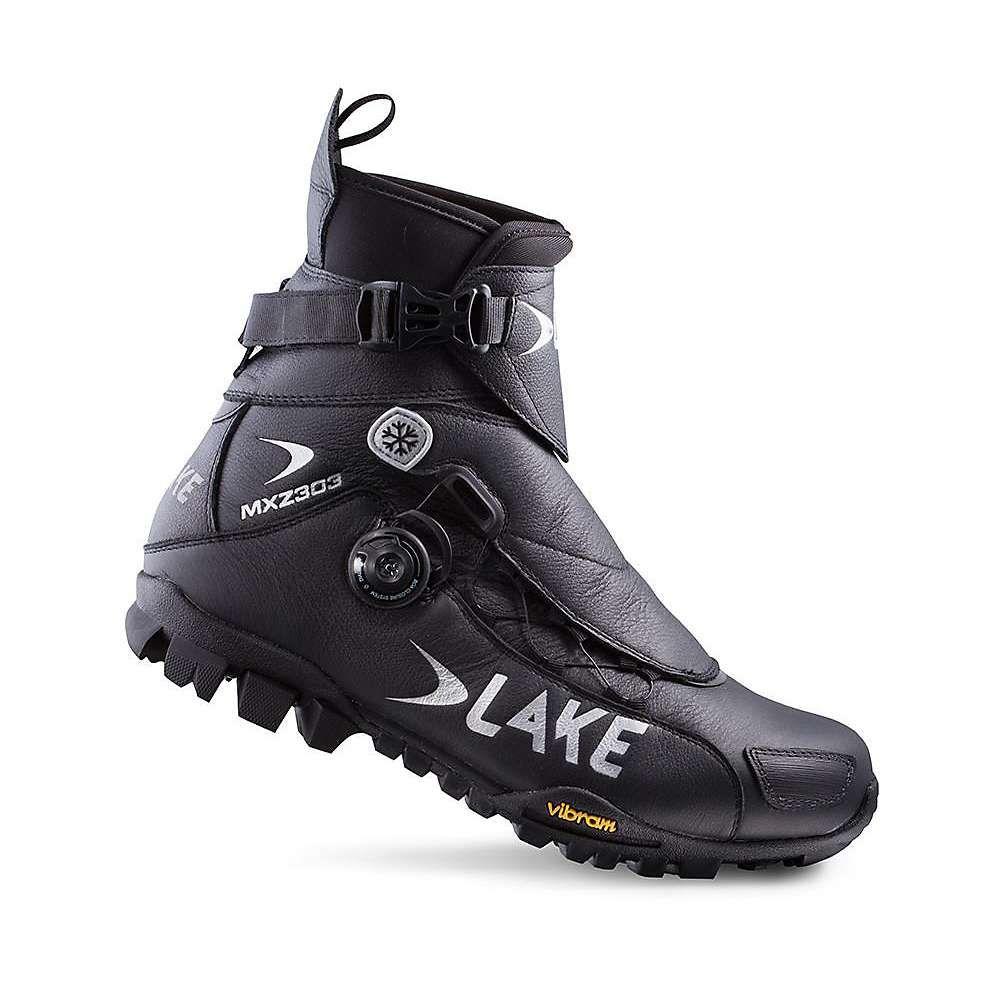 レイク Lake メンズ 自転車 シューズ・靴【MXZ 303 Boot】Black