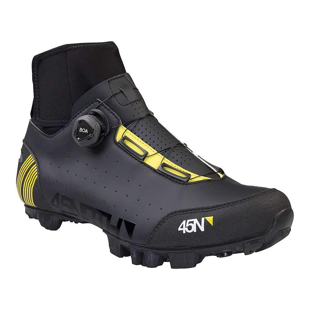 45エヌアールティーエス 45NRTH メンズ 自転車 シューズ・靴【Ragnarok MTN 2-Bolt Cycling Boot】Black Reflective