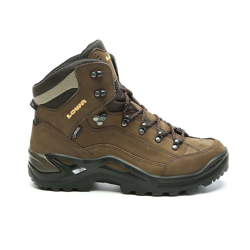 ローバー Lowa Boots メンズ ハイキング・登山 シューズ・靴【Lowa Renegade GTX Mid Boot】Sepia / Sepia