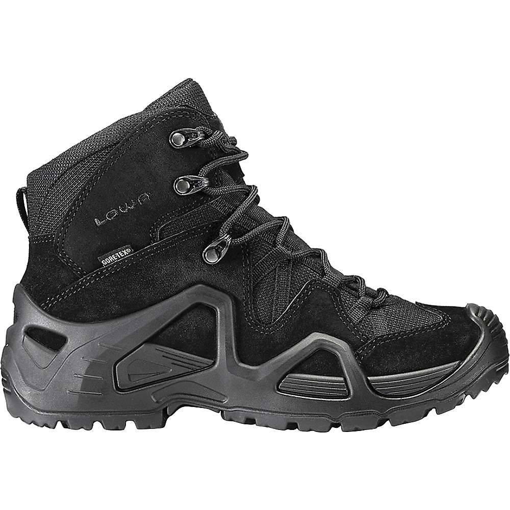 ローバー Lowa Boots レディース ハイキング・登山 シューズ・靴【Lowa Zephyr GTX Mid TF Boot】Black / Black