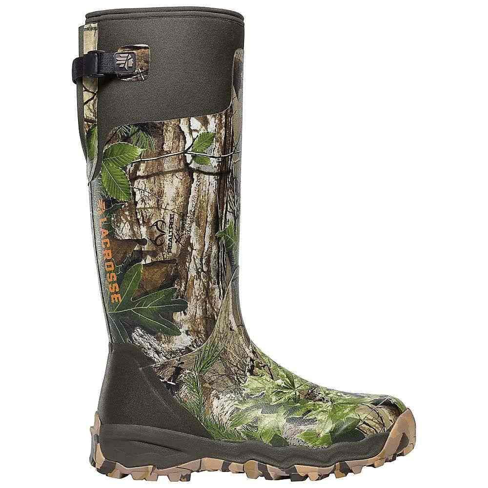 ラクロッセ Lacrosse レディース ハイキング・登山 シューズ・靴【Alphaburly Pro 15IN Boot】Realtree Xtra Green