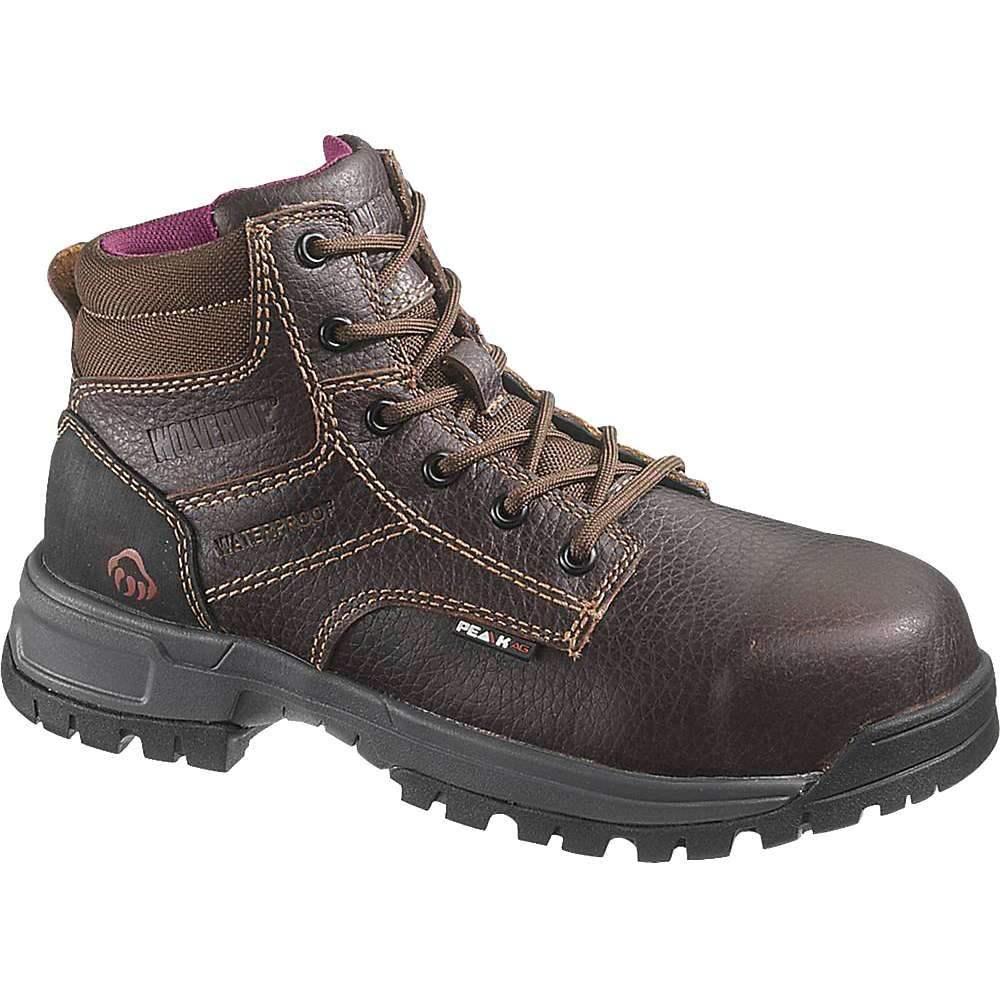 ウルヴァリン Wolverine レディース ハイキング・登山 シューズ・靴【Piper Waterproof Boot】Brown