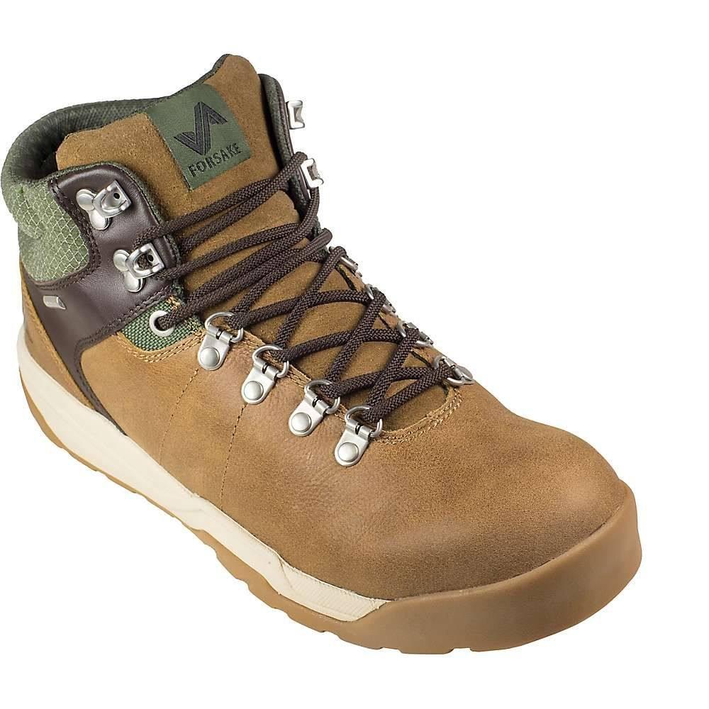 フォーセイク Forsake メンズ ハイキング・登山 シューズ・靴【Trail Boot】Tan / Cypress