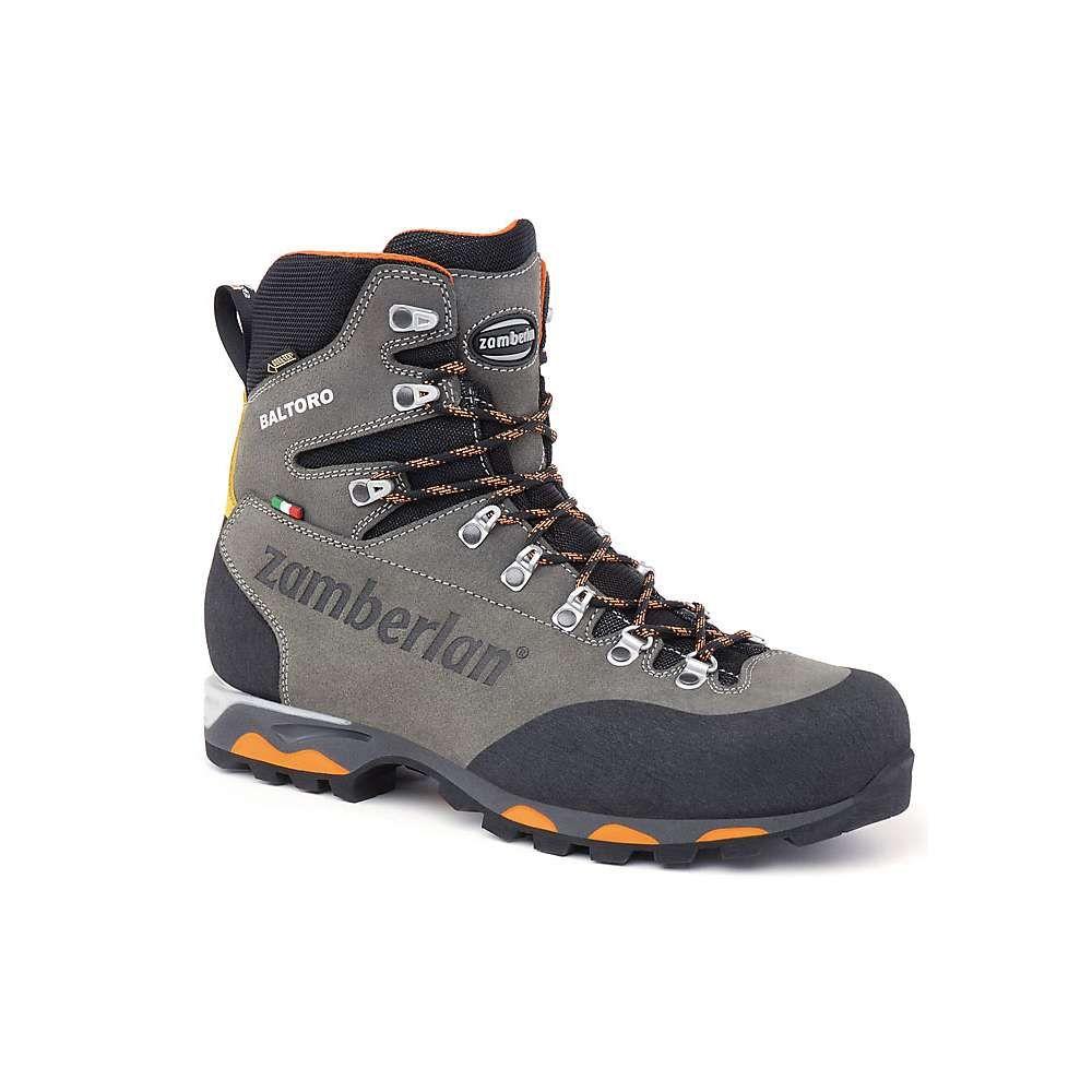 ザンバラン Zamberlan メンズ ハイキング・登山 シューズ・靴【1000 Baltoro GTX RR Boot】Graphite/Orange