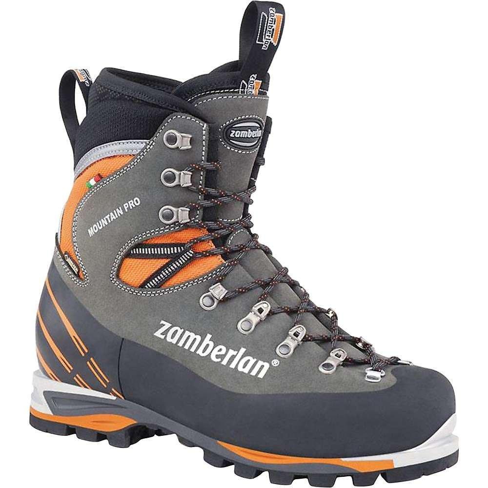 ザンバラン Zamberlan メンズ ハイキング・登山 シューズ・靴【2090 Mountain Pro EVO GTX RR Boot】Graphite/Orange